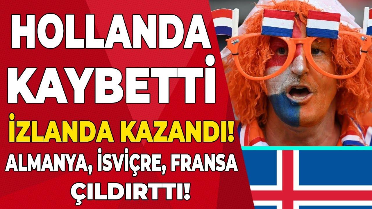 Hollanda geriye düştü Avrupa'da gerçekler ortaya çıktı! Türkler buna ne diyecek? Son dakika haberler
