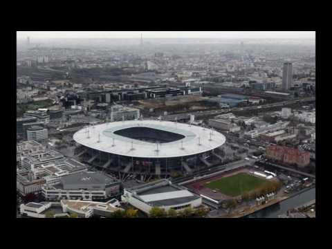 Stade France Stadium, Euro Cup 2016, Stade France Stadium Over view