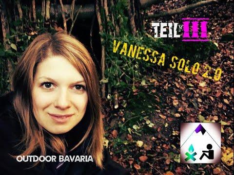 Vanessa Solotour 2.0 - Eine eiskalte Lektion - Outdoor Bavaria - Teil 3