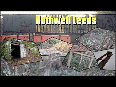 Rothwell Old Brickworks Leeds And Surrounding Areas