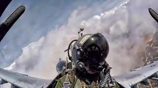 A-10 Takeoffs & Cockpit Video • 25th Fighter Squadron