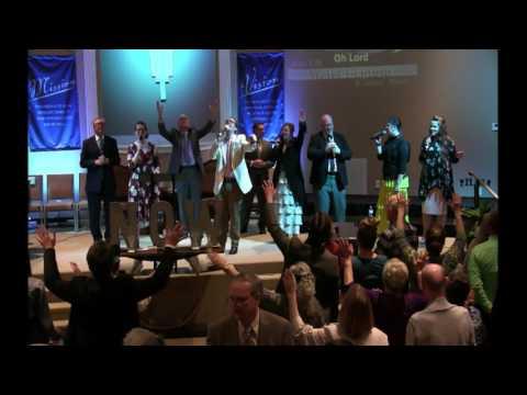 3-25-17 saturday night  Bro.Wayne Huntley The unclean spirit in the Synagogue