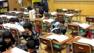 入学間もない1年生ですが、楽しく授業を受けています。