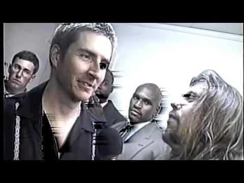 Primus' Les Claypool at 1996 Bammy Awards