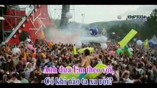 Karaoke  Co Khi Nao Roi Xa Remix