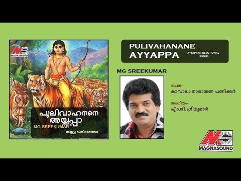 Download പുലിവാഹനനേ അയ്യപ്പാ | Pulivahanane Ayyappa (2001) | അയ്യപ്പ ഭക്തിഗാനങ്ങള് | MG Sreekumar