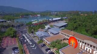 uTime Fitness Studios Phuket Location Animation by E-Media Asia