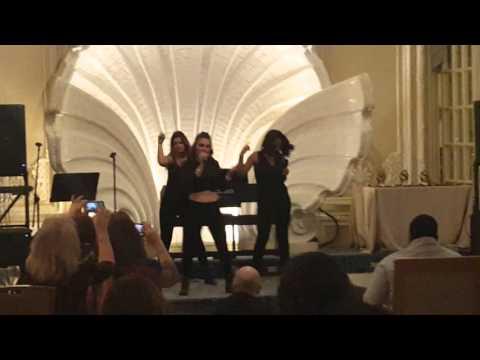 TLC, Alessia Cara, and Demi Lovato performance cov