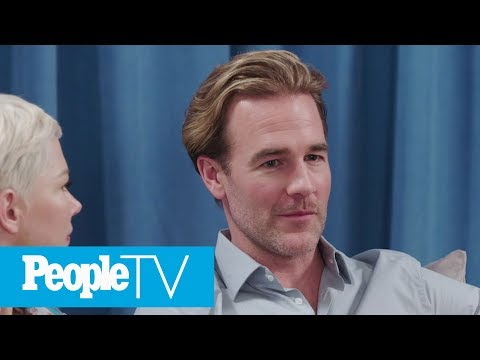 Dawson's Creek Cast Reunion: Find Out Why James Van Der Beek Is Actually Team Pacey | PeopleTV