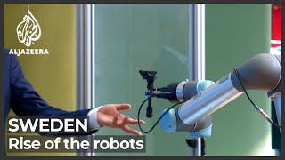 Rise of the machines: Swedish employees trust state to protect, retrain them