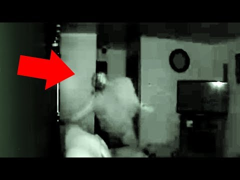 5 Scary Ghost