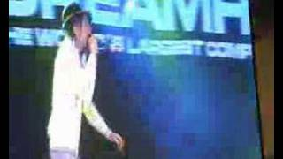 DreamHack Summer 2007 - Baby Alice - Mr. DJ