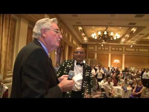 Professor Emeritus Edward L. Wilson's 80th birthday in Las Vegas