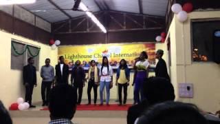 Pune Aparche Singing Stars - We Are The Church Shivaji Nagar