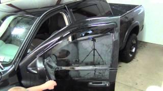 9 Minute Tint J๐b - Start To Finish - Dodge Ram 1500