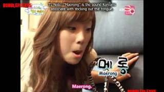 [COMPILATION] SNSD Hello Baby Funniest Moments [1/2]