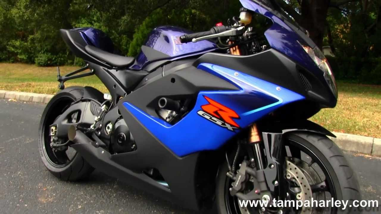 Used 2006 Suzuki GSX-R 1000K6 - Motorcycles for sale - YouTube
