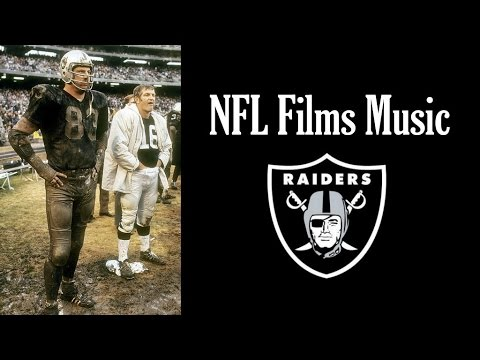 """NFL Films Music  """"The Autumn Wind / The Raiders"""""""
