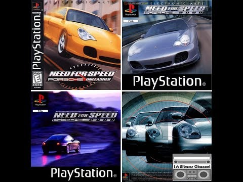 Need For Speed - Porsche Unleashed (2000)[Soundtrack + Score]