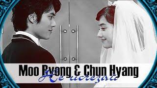 Moo Ryong & Chun Hyang | Не исчезай