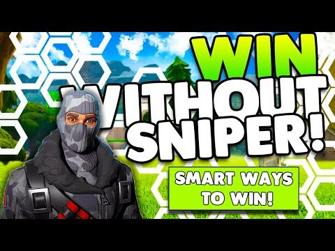 Win More Games! | Win Without A Sniper Tips & Tricks | Fortnite Battle Royale
