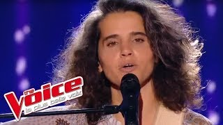 Chant traditionnel mexicain- La Llorona | Marianne Aya Omac | The Voice France 2017 | Blind Audition
