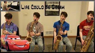 Life Could Be Dream (Sh'Boom) Sax Quartet