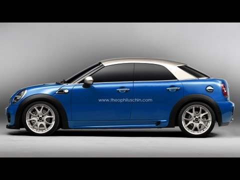 2017 Mini Cooper Sedan Preview