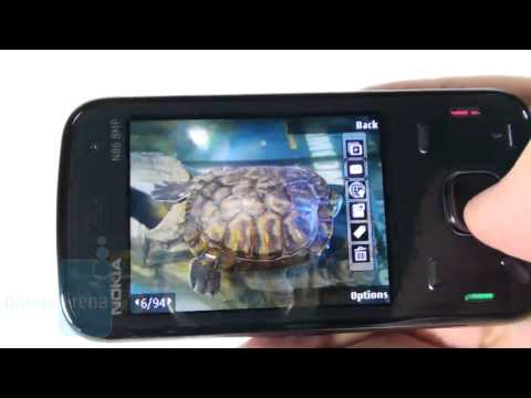 Nokia N86 8MP Ревю