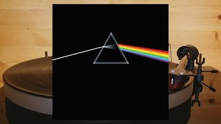 Pink Floyd ‎– The Dark Side Of The Moon - Vinyl - Side 1