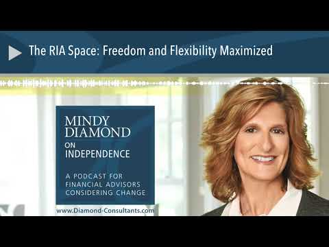 The RIA Space: Freedom and Flexibility Maximized