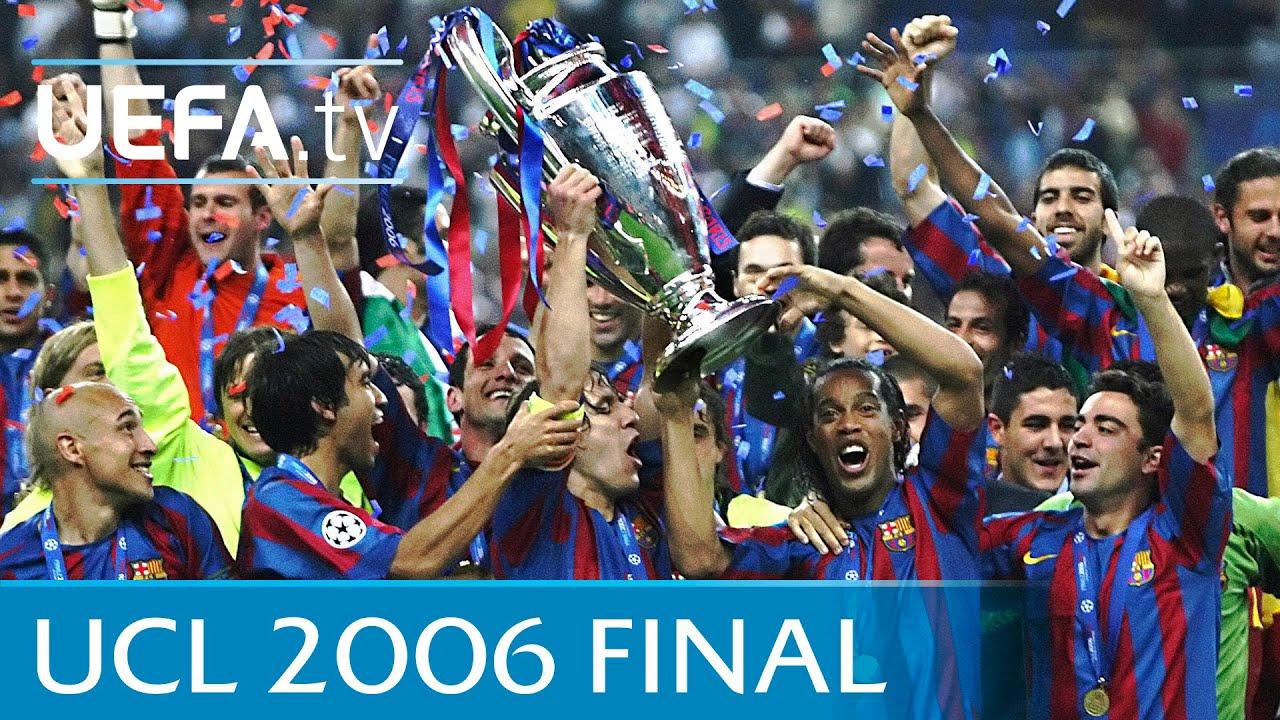 champions league 2006
