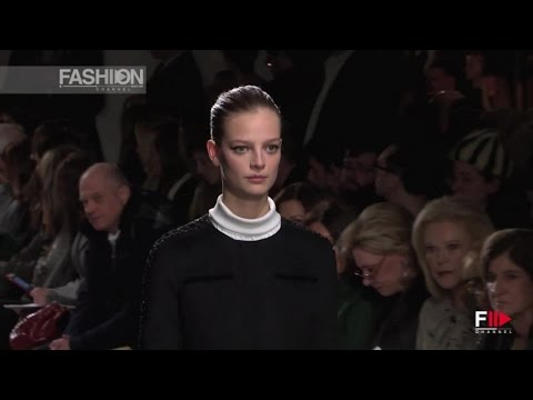 OSCAR DE LA RENTA Full Show New York Fashion Week Fall 2015 by Fashion Channel