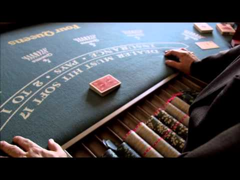 Casino&Cards: Shuffle like a croupier