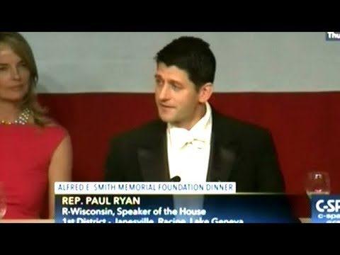 Ladies And Gentlemen The Comedy Stylings Of Speaker Of The House Paul Ryan!