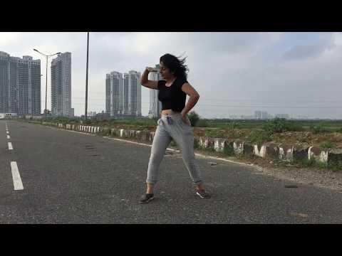 Life  Akhil ft Adah Khan  Quick Choreography  Bhangra  Freestyle