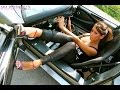 Fast Driving Girls - AryFashion - Lotus Elise 111 R in High Heels (V044)