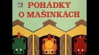 Pohádky o mašinkách 10 Proměna kouzelníka Zababy