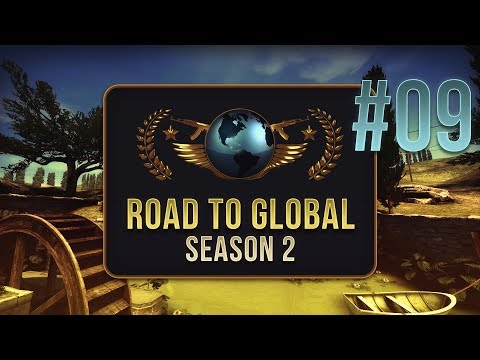 CARRYBARREL! - CS:GO Road to Global Season 2 Episode 9