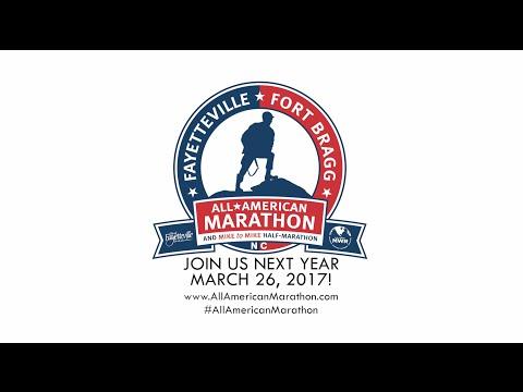 All American Marathon 2016