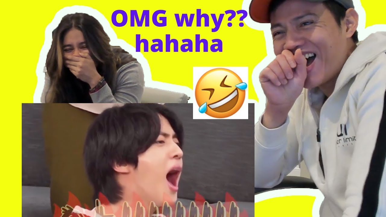 BTS (방탄소년단) | BTS is effortlessly funny 2020 | reaction video