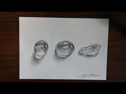3D ART drawing - Bubbles