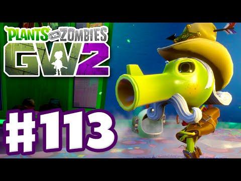 Plants vs. Zombies: Garden Warfare 2 - Gameplay Part 113 - Law Pea! (PC)