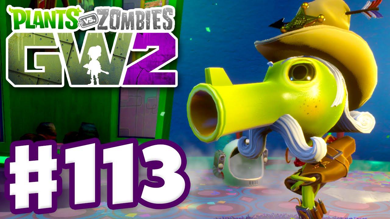 Plants Vs Zombies Garden Warfare 2 Gameplay Part 113 Law Pea Pc Youtube