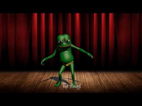 LMAO!!!! WATCH Pepe the Frog dance to bazokizo
