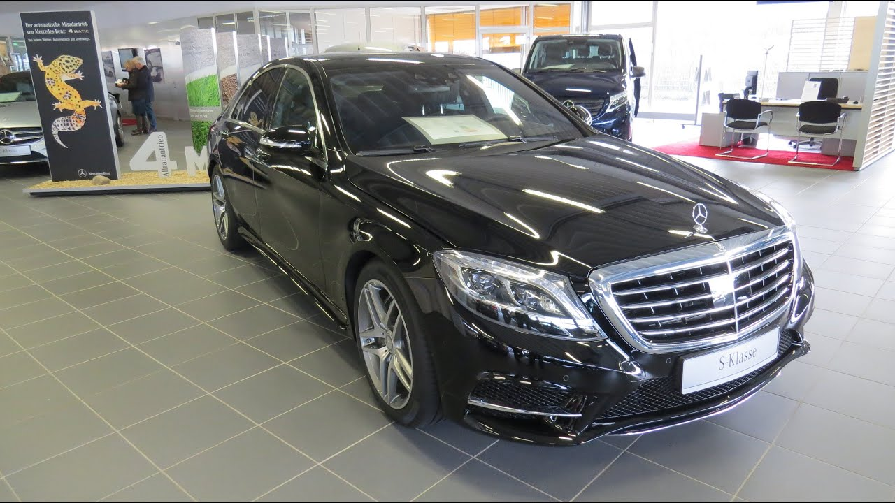 2015 Mercedes S 350 Bluetec Youtube