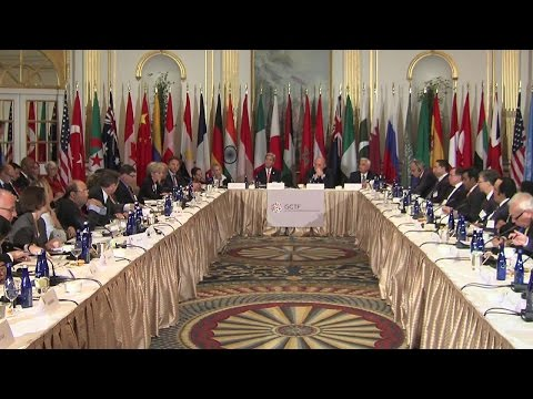 The Global Counterterrorism Forum Ministerial