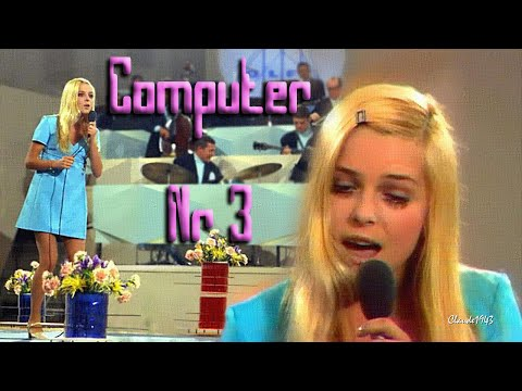 France Gall - Computer Nr3 (Live 1968)