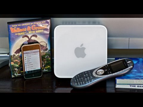 Macworld Video: Mac mini Media Center