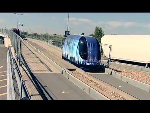 Heathrow Transport Pods   The Edge   CNBC International